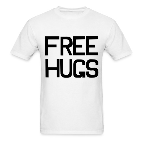 Free Hugs - Men's T-Shirt
