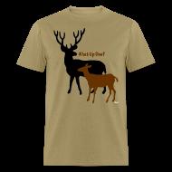 T-Shirts ~ Men's T-Shirt ~ What Up Doe? Men's Standard Weight T-Shirt