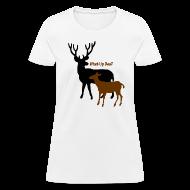 T-Shirts ~ Women's T-Shirt ~ What Up Doe? Women's Standard Weight T-Shirt