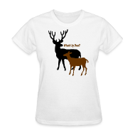 Women's T-Shirts ~ Women's T-Shirt ~ What Up Doe? Women's Standard Weight T-Shirt