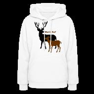 Hoodies ~ Women's Hoodie ~ What Up Doe? Women's Hooded Sweatshirt