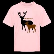 Kids' Shirts ~ Kids' T-Shirt ~ What Up Doe? Children's T-Shirt