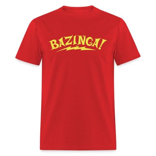 BAZINGA T-Shirt New! - Men's T-Shirt