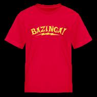 Kids' Shirts ~ Kids' T-Shirt ~ BAZINGA Child T-Shirt  New!