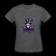 T-Shirts ~ Women's T-Shirt ~ Voodoo-Purple