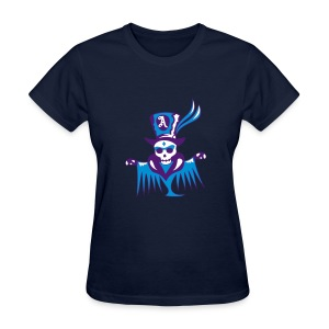 Voodoo-Blue - Women's T-Shirt