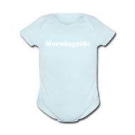 Baby Bodysuits ~ Baby Short Sleeve One Piece ~ Morningside Baby