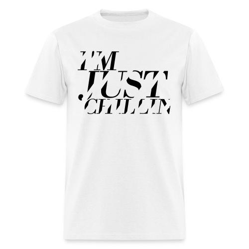 Joaquin Phoenix - WHITE - Men's T-Shirt