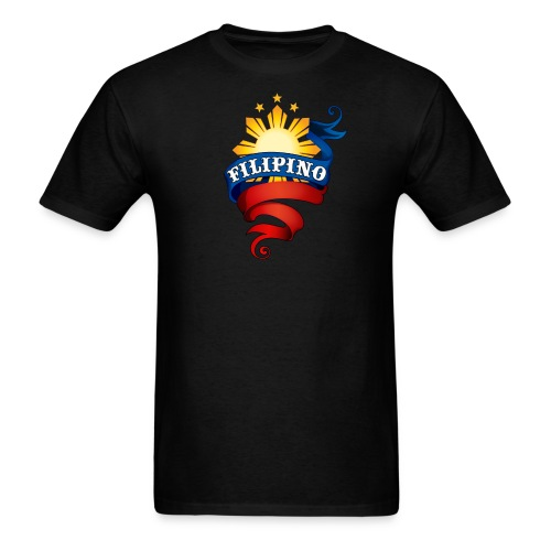 Men's Definitely Filipino Shirt (Choose Your Color) - Men's T-Shirt