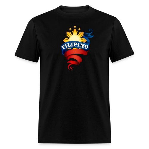 Men's Definitely Filipino Shirt (Choose Your Color) - Men's T-Shirt