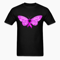 BUTTERFLY :: PINK RIBBON