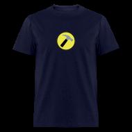 T-Shirts ~ Men's T-Shirt ~ CAPTAIN HAMMER T-Shirt - New Metallic Hammer!