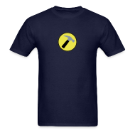 T-Shirts ~ Men's T-Shirt ~ CAPTAIN HAMMER T-Shirt - New Metallic Hammer!