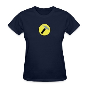 CAPTAIN HAMMER Women T-Shirt - New Metallic Hammer! - Women's T-Shirt