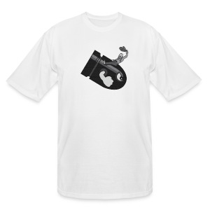 Bullet Bill - Men's Tall T-Shirt