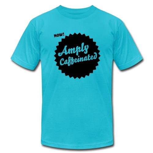 Amply Caffeinated - Green (mens) - Men's Jersey T-Shirt