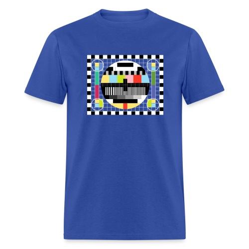 TV PATTERN T-Shirt - Sheldon Cooper Costume Classic - Men's T-Shirt