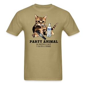 Party Animal - Men's T-Shirt
