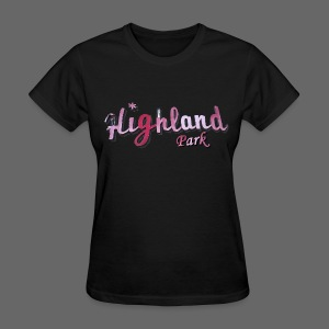Highland Park Women's Standard Weight T-Shirt - Women's T-Shirt