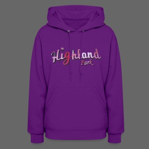 Highland Park Women's Hooded Sweatshirt - Women's Hoodie