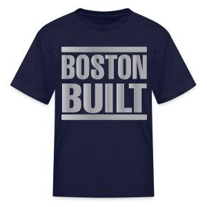 Boston Built Children's T-Shirt - Kids' T-Shirt