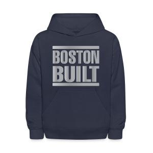 Boston Built Kid's Hooded Sweatshirt - Kids' Hoodie