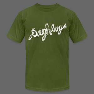 Detroit Doughboys Men's American Apparel Tee - Men's T-Shirt by American Apparel