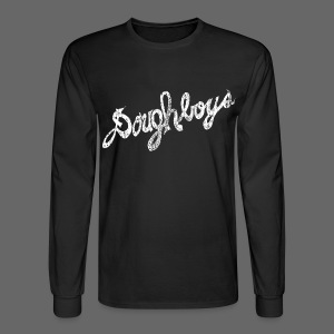 Detroit Doughboys Men's Long Sleeve Tee - Men's Long Sleeve T-Shirt