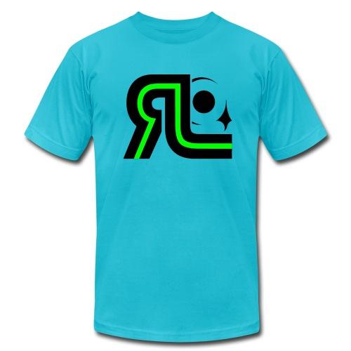 RLL-004 RL Mens AA Tee - Men's Fine Jersey T-Shirt