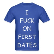 Fuck on first dates