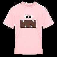 Kids' Shirts ~ Kids' T-Shirt ~ CRACKER EATER MONSTER T-Shirt