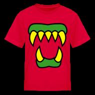 Kids' Shirts ~ Kids' T-Shirt ~ MONSTER JAWS T-Shirt