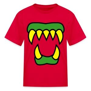 MONSTER JAWS T-Shirt - Kids' T-Shirt