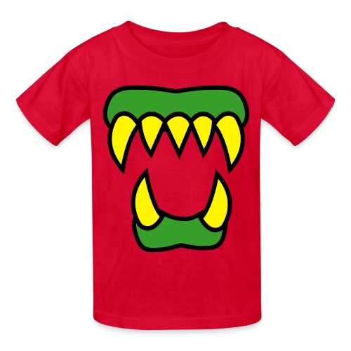 MONSTER JAWS T-Shirt - Kids' T-Shirt