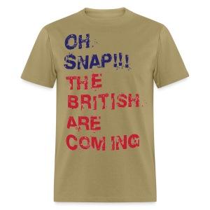 Oh Snap Boston Men's Standard Weight T-Shirt - Men's T-Shirt