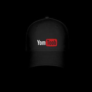 YomToob Flocked Baseball Cap - Baseball Cap