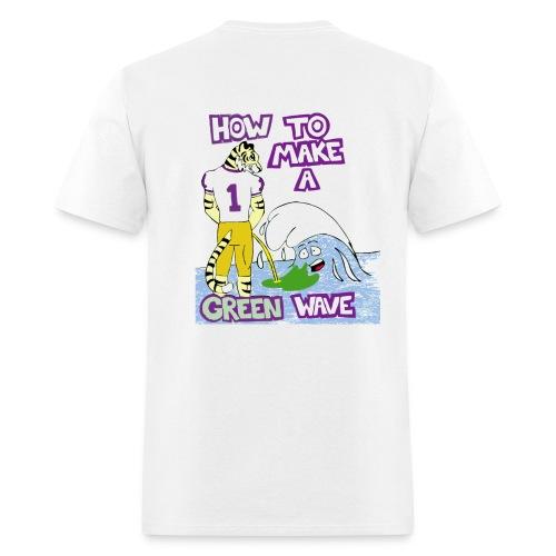 Tuck Fulane - Men's T-Shirt