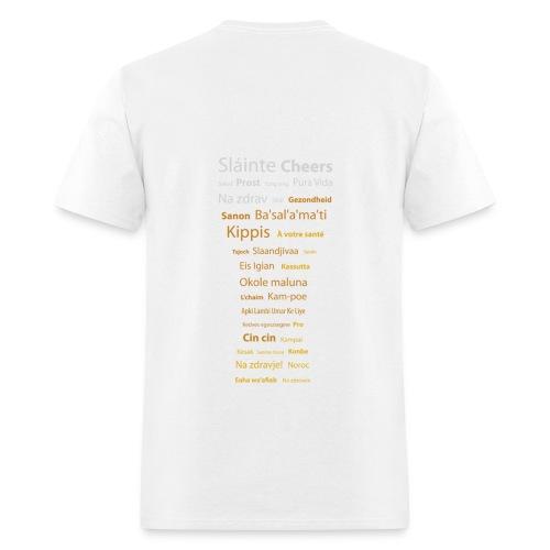 Official Fanbrew Color - Men's T-Shirt