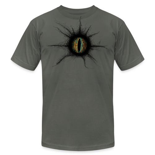 Men's STUDIO K - The Eye T - Front and Back Graphics - Men's Fine Jersey T-Shirt