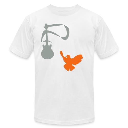 Free Bird M - Men's Fine Jersey T-Shirt