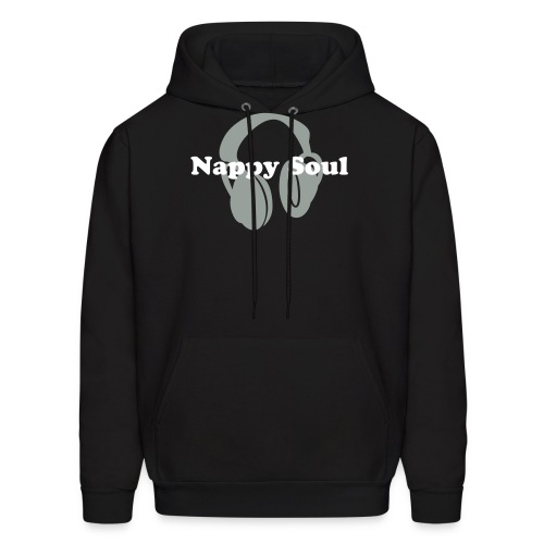 Hooded Nappy Soul Sweatshirt - Men's Hoodie