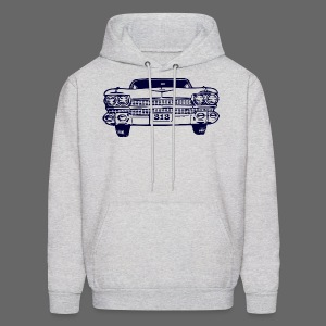 313 Car Men's Hooded Sweatshirt - Men's Hoodie