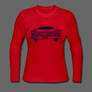 313 Car Women's Long Sleeve Jersey Tee - Women's Long Sleeve Jersey T-Shirt
