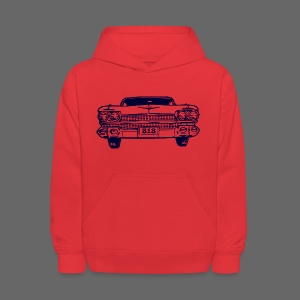 313 Car Kid's Hooded Sweatshirt - Kids' Hoodie