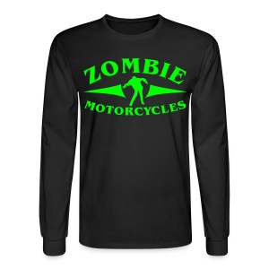 Long Zombie - Men's Long Sleeve T-Shirt