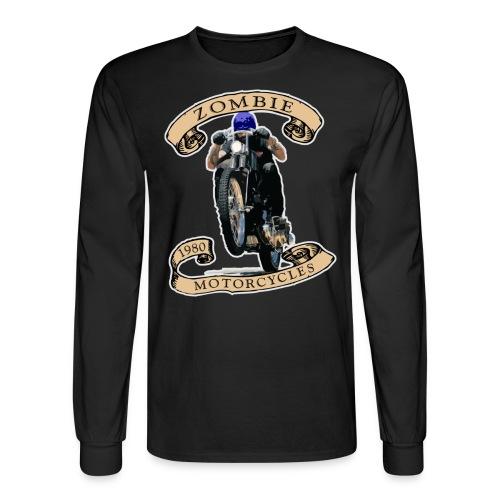Long Zombie - Men's Long Sleeve T-Shirt