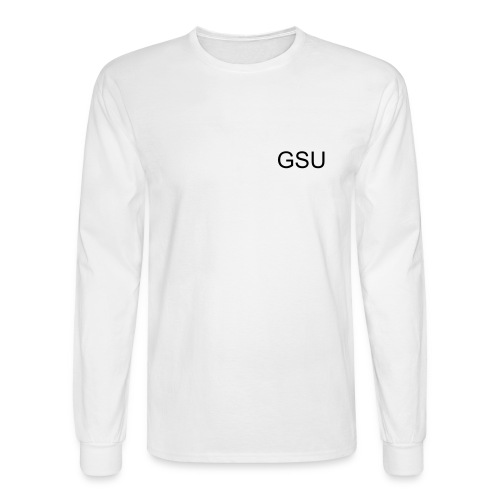 Men's Long Sleeve Tee - Men's Long Sleeve T-Shirt
