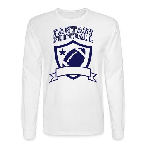 Custom Fantasy Football  - Men's Long Sleeve T-Shirt