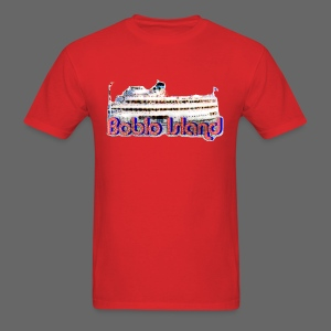 Boblo Island Men's Standard Weight T-Shirt - Men's T-Shirt