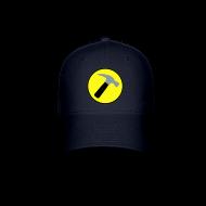 Caps ~ Baseball Cap ~ CAPTAIN HAMMER Cap - New Metallic Hammer!